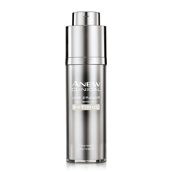 Anew Clinical Line Eraser with Retinol Treatment