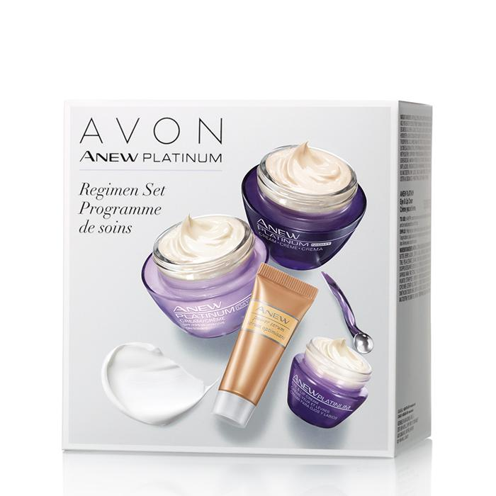 Anew Platinum Regimen Set